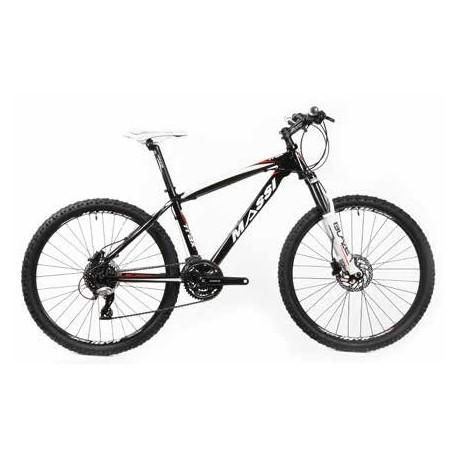 Bicicleta de montaña Massi Trax Negra