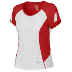 Camiseta Mountain Hardwear Way2Cool Rojo
