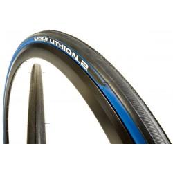 Cubierta Michelin Lithion 2 700 x 23 azul