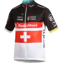 Maillot Craft del equipo Profesional Radio Sack Nissan (Campeón Suiza)