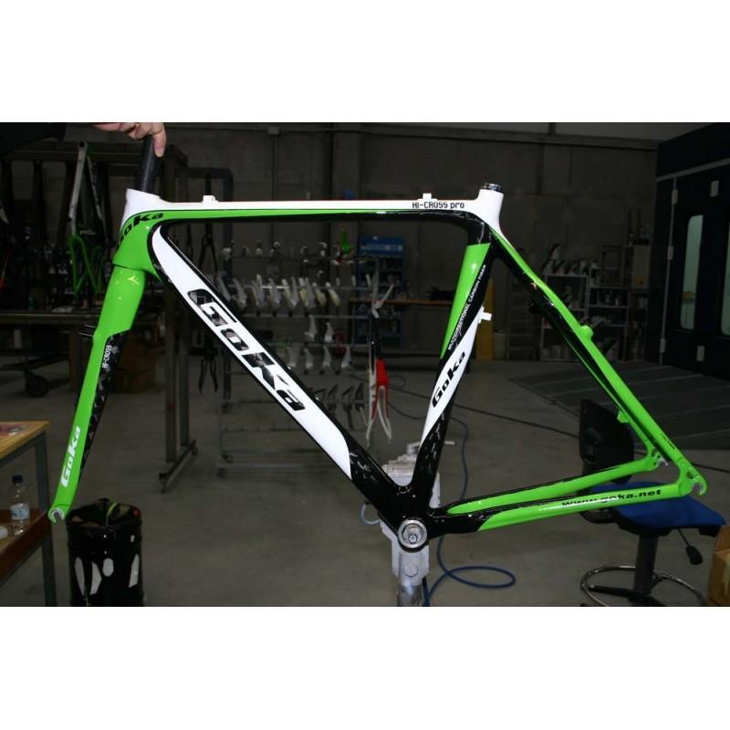 Pintado de bicicletas personalizados y profesionales - Tanka Sports