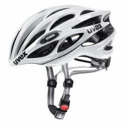 Casco Uvex Race 1 Blanco carbono