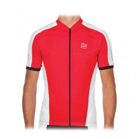 Maillot Spiuk Race Men Jersey Rojo
