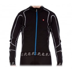 Chaqueta Spiuk Elite men jacket 2014 Negra