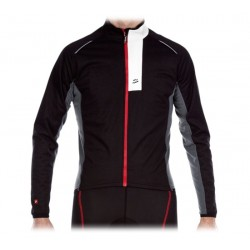 Chaqueta Spiuk Elite Race Jacket 2014 Negra