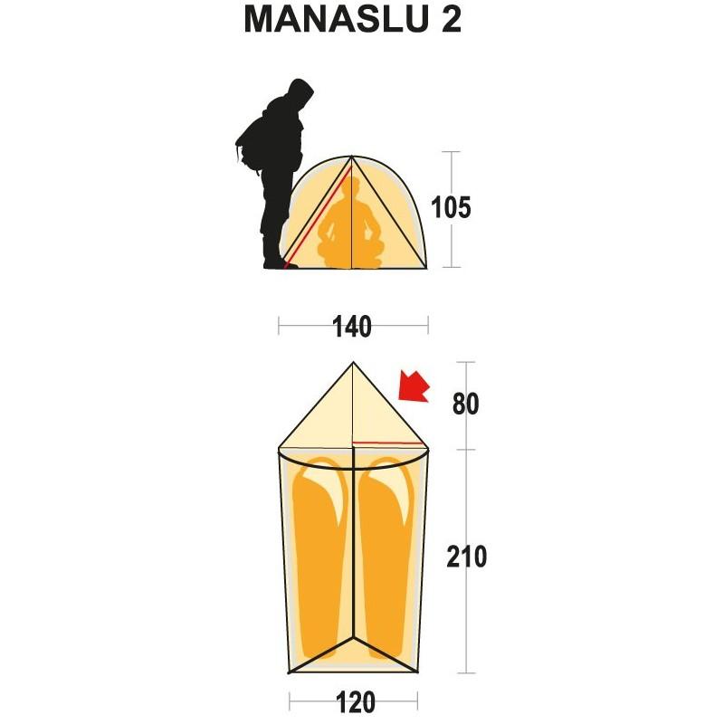 Ferrino Manaslu 2 | Tienda Ferrino | Precio, Comprar - Tankasports.com