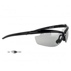 Gafas de bici Spiuk Zelerix Lumiris II Negra
