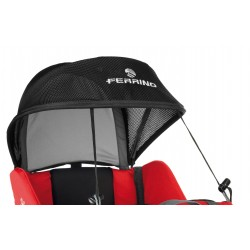 Parasol para mochilas portabebe Ferrino Wombat y Caribou (2016)