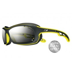 Gafas Julbo Wave Polarized Negro y Amarillo