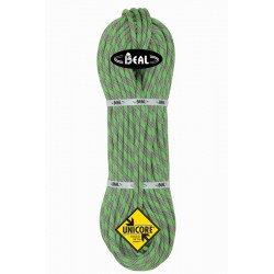 Cuerda Beal Tiger 10.0 Unicore Dry Cover verde