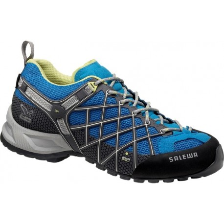 Zapatillas Salewa WS Wildfire GTX Azul