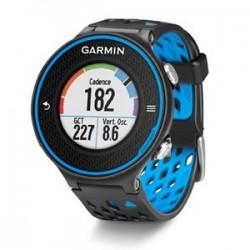 GPS Garmin Forerunner 620 HR Azul/Negro (con banda de pulsometro)