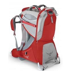 Porta bebe Osprey Poco Plus Rojo