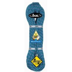 Cuerda Beal Ice Line 8.1 Golden Dry Azul