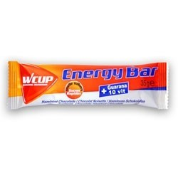 Barrita energética Wcup Energy Bar Guarana