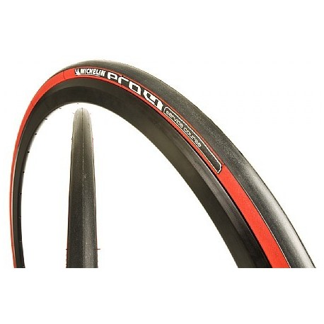 Cubierta Michelin Pro 4 Race Roja