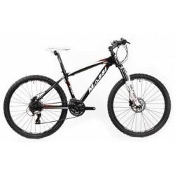 Bicicleta de montaña Massi Trax Tech 26 Negra