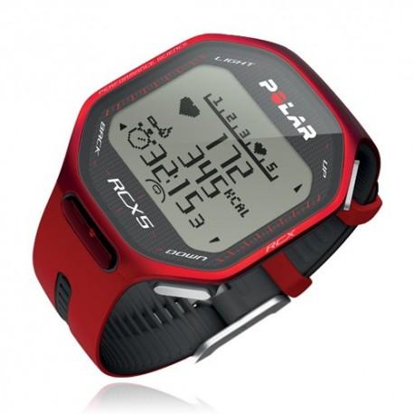 Pulsómetro Polar RCX5 b Rojo