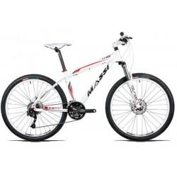 Bicicleta de montaña Massi Trax Tech Blanca