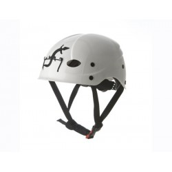 Casco escalada Climber color blanco