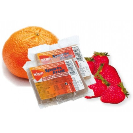 Barrita Wcup Sports Fruit Naranja