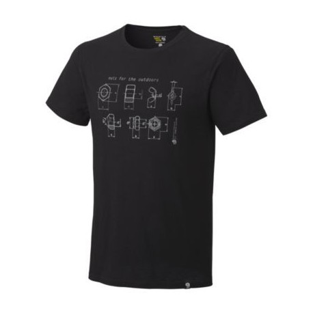 Camiseta Mountain Hardwear Draft Logo