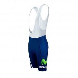 Culotte Nalini del equipo profesional Movistar Team
