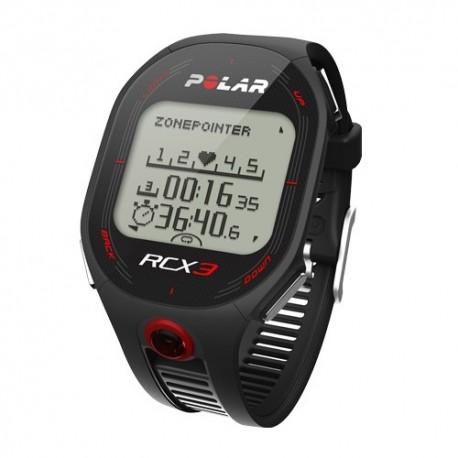 Pulómetro Polar RCX3 GPS