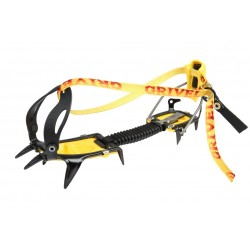 Crampones Grivel G10 New-Matic (Semiautomáticos)