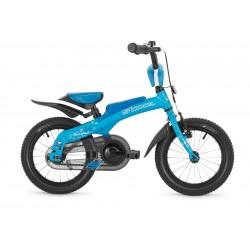Bici de Niño SmartBikes Smart Trail 14 Azul + Pedales