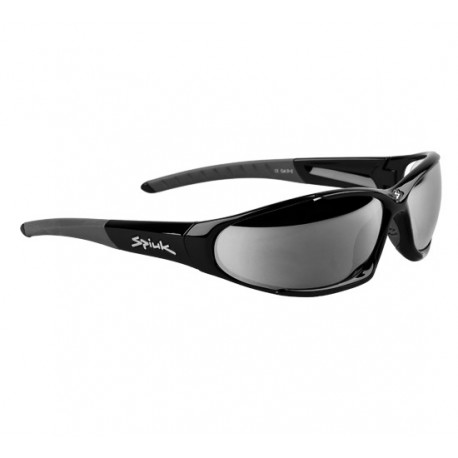 Gafas Spiuk Sonic II - Negras Cristal negro