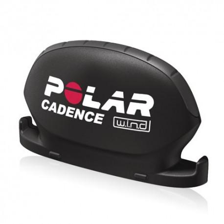 Sensor de Cadencia™ Polar W.I.N.D. para serie CS