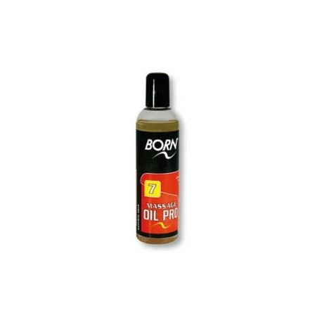 """Aceite Born para masaje """"massage oil 7"""" 250 ml"""