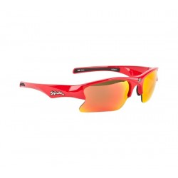 Gafas Spiuk Torsion Lente Rojo flash