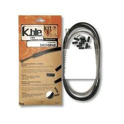Kit de funda y cables Transfil para cambio compatible con Shimano y Sram