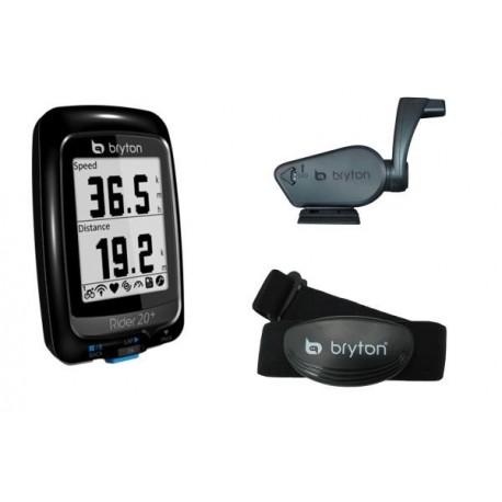 GPS Bryton Rider 20+T Combo