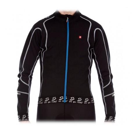Chaqueta Spiuk Elite men jacket 2014 Negra