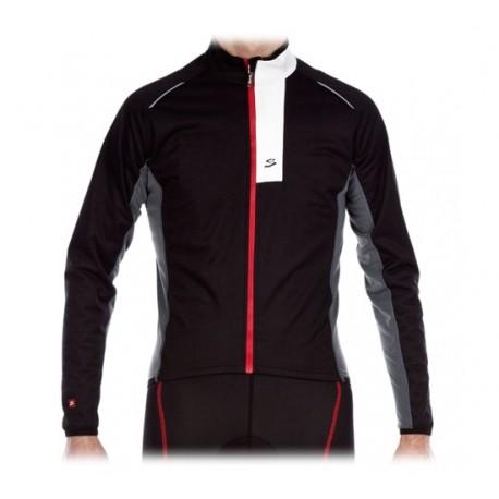 Chaqueta Spiuk Elite Race Jacket 2014 Negra