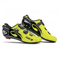 Zapatillas Sidi Wire Carbon Amarillo/Fluor
