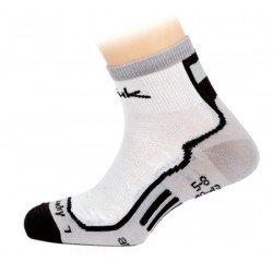 Calcetines Spiuk Top Ten Medio blancos