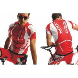 Maillot Look Pro Team Rojo