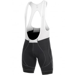 Culotte Craft Elite Bib Negro/Blanco 2014