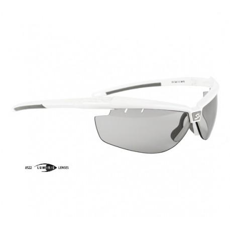 Gafas de bici Spiuk Zelerix Lumiris II Blanca