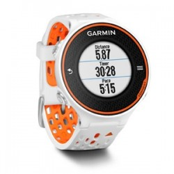 GPS Garmin Forerunner 620 HR Naranja/Negro (con banda de pulsometro)