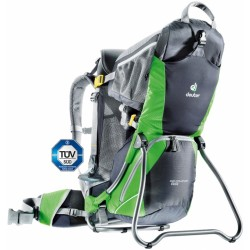 Mochila portabebé Deuter Kid Comfort Air (2016)