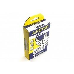 Camara de aire Michelin 700x18/23 valvula fina de 52mm